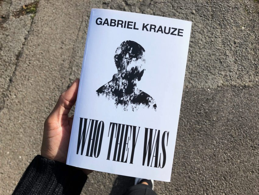 Who They Was by Gabriel Krauze
