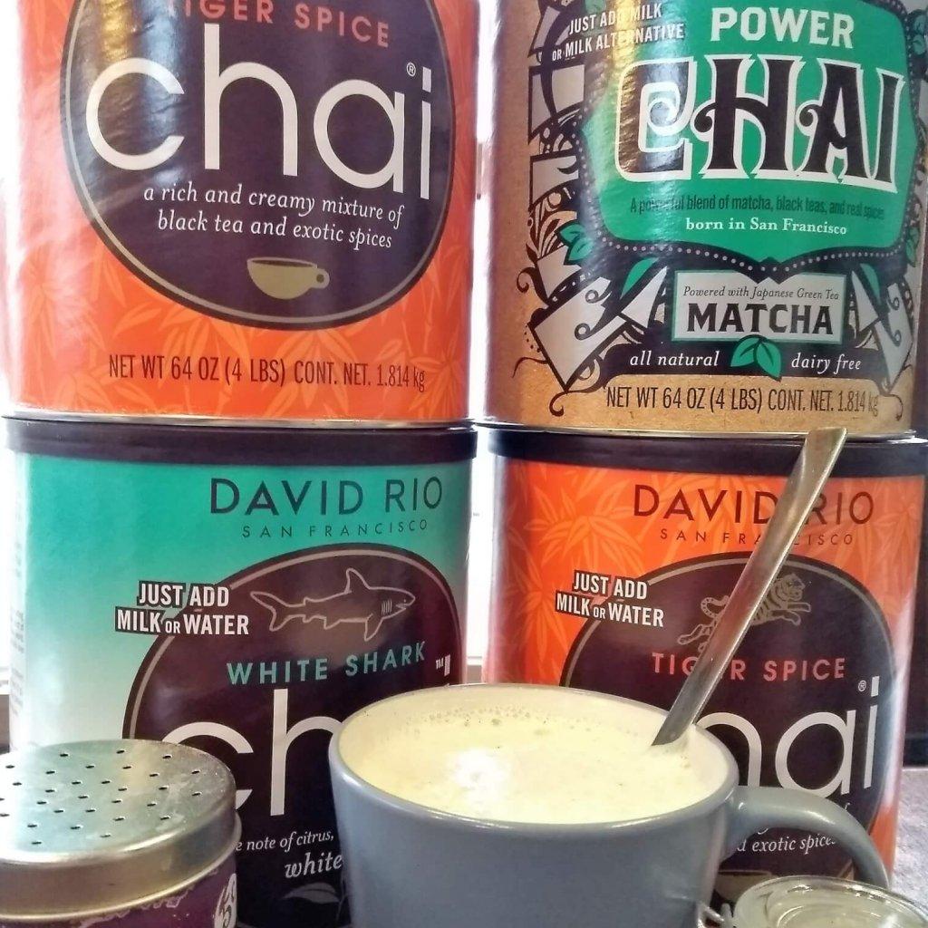 David Rio Tiger Chai poznat je danas u cijelome svijetu.