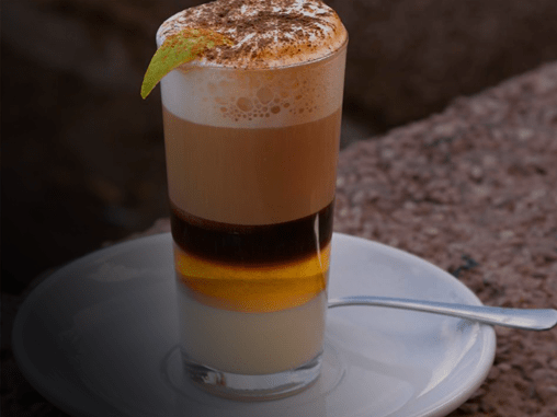 Barraquito Coffee Tenerife