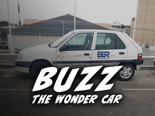 Buzz the Wonder Car