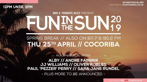Fun in the Sun Events Tenerife