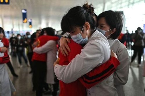 Coronavirus: China outbreak city Wuhan raises death toll by 50%