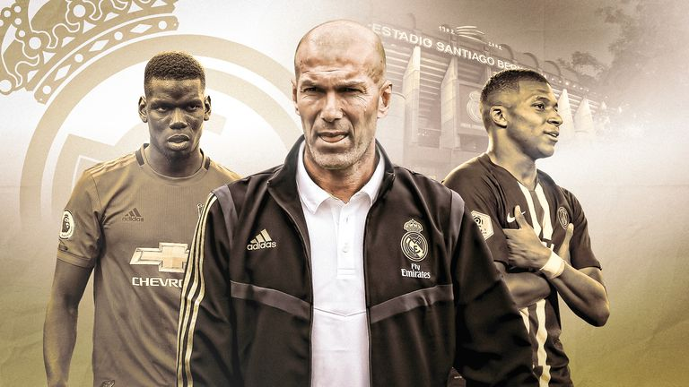Are Real Madrid targeting another rebuild?