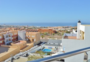 3 bed, 3 bath penthouse in Kalima, El Madronal for sale 375,000€