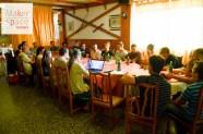Reunión con todos los colectivos maker de la isla de Tenerife