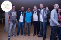 Tenerife Maker Space organiza el día de Arduino en Tenerife. Arduino Day in Tenerife Island.