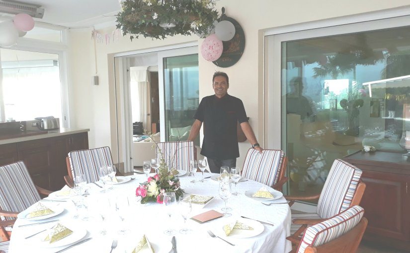What our Customers say about  Private Chef Service Tenerife
