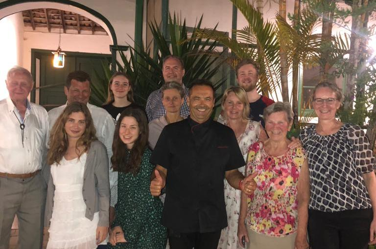 Birthday celebrations in Tenerife with private chef service
