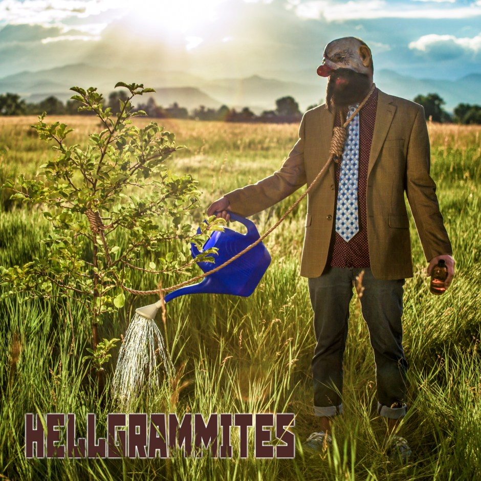 HELLGRAMMITES (self-titled)