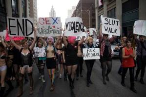 SlutWalk NYC 2011
