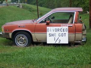 Divorced-Car