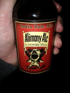 Buffalo Bills - Alimony Ale