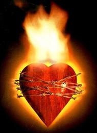 La llama sagrada
