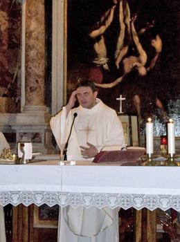 Padre Fabrizio De Michino