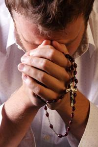 Respuesta del hijo que quiere ser sacerdote
