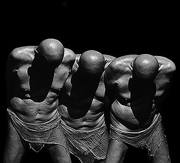 La adoración de los mendigos