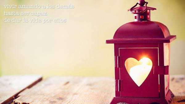 La oración del corazón | Amar a los demás (1)