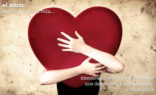 La alegría del perdón | El odio destruye 1
