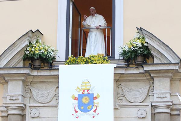 Los consejos del Papa a los matrimonios