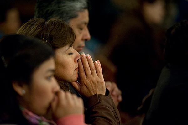 La oración de los fieles