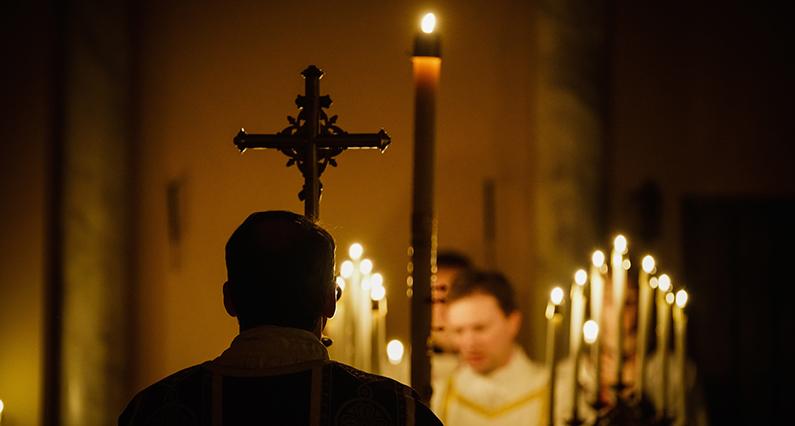 El Pregón Pascual o Exultet