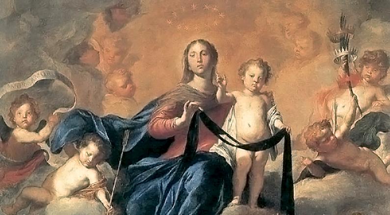 Consagración a la Virgen del Carmen
