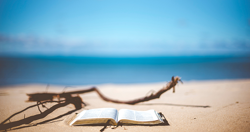 Oración antes de ir de vacaciones