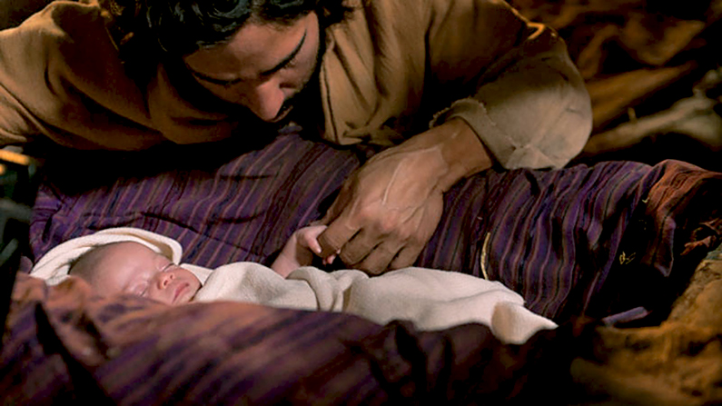 San José espera la llegada de Jesús