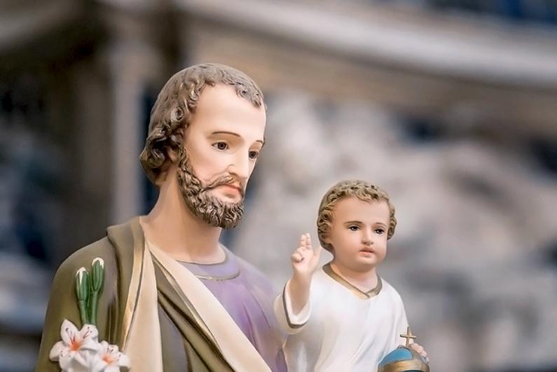 Invocaciones a San José