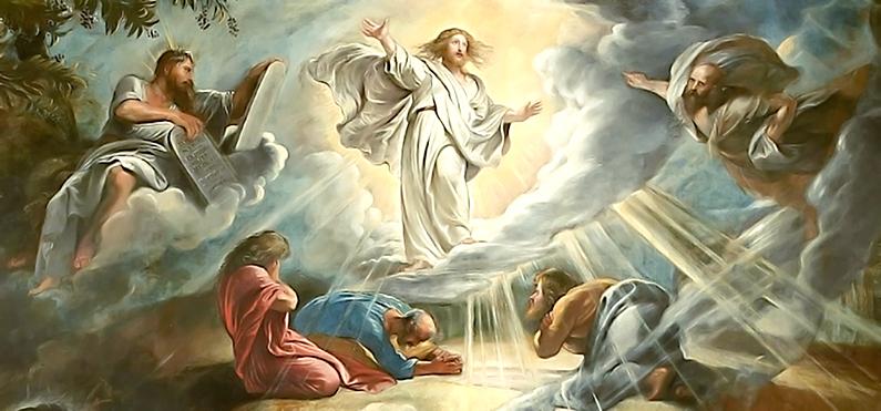 II Domingo de Cuaresma: La Transfiguración