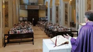 Domingo de Ramos: extrañando la celebración de la Santa Misa