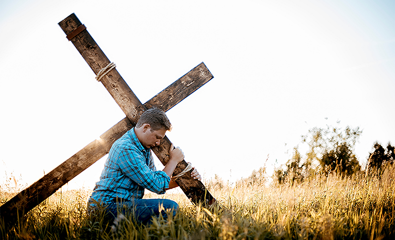 XIII Domingo durante el año: toma tu cruz y sígueme