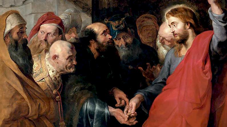 Domingo XXIX durante el año: al César lo que es del César y a Dios lo que es de Dios