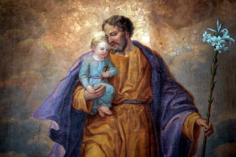 Oración a San José por las vocaciones sacerdotales