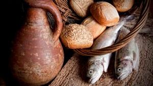 XVII Domingo durante el año: cinco panes y dos peces