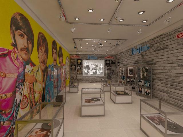 beatles 50 anos São Paulo recebe exposição Beatles   50 Anos de História