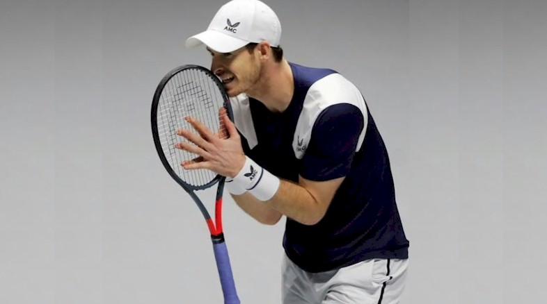 Andy Murray (reprodução Instagram)