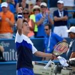 Nishikori, Murray, Djokovic y Nadal a cuartos de final