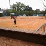 Nicolás Xiviller cayó en cuartos de final