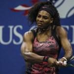 Serena Wiliams arrancó deleitando