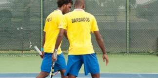 Barbados gana el dobles y compromete a Uruguay