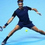 Federer culmino invicto el Round Robin