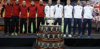 Finalmente se juega la final de la Copa Davis