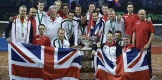 Gran Bretaña campeón Copa Davis 2015