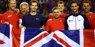 Gran Bretaña de Copa Davis ha retrasado su viaje a Bélgica