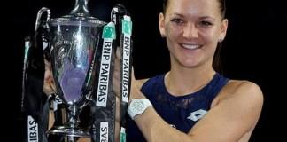 Radwanska suma otro título a su carrera