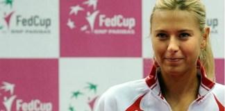 Sharapova será rival de Pliskova en el segundo punto