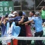 Guatemala decreta el descenso de Uruguay al grupo 3