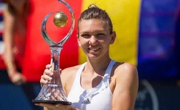 Simona Halep se coronó campeona del WTA Premier de Montreal