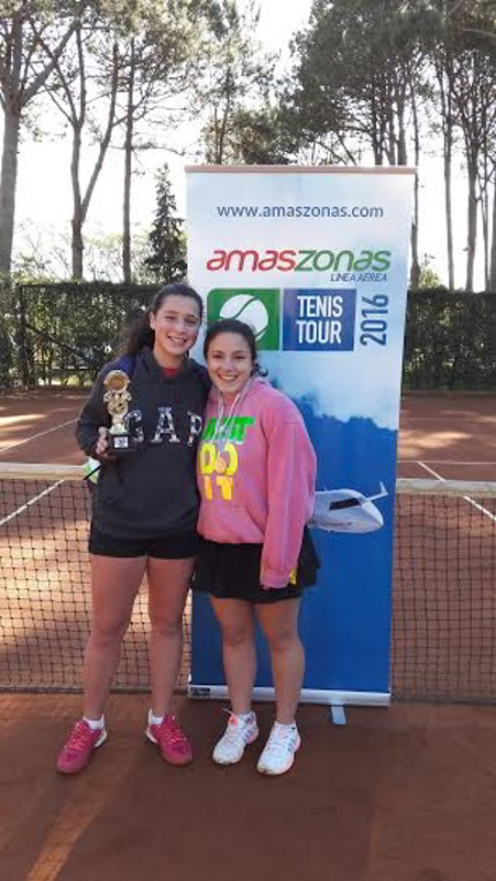 Terminó con éxito la 2da Etapa del Amaszonas Tenis Tour
